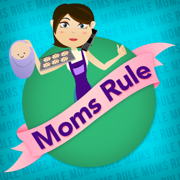 Moms Rule Logo